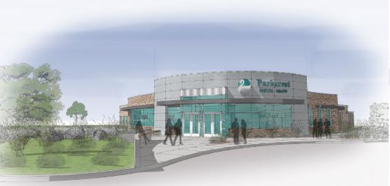 Parkcrest dental group building