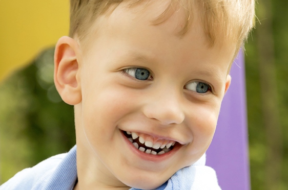 pediatric dentistry for young boy