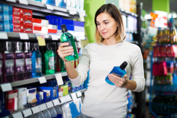 Parkcrest Dental Group on Picking the Right Mouthwash