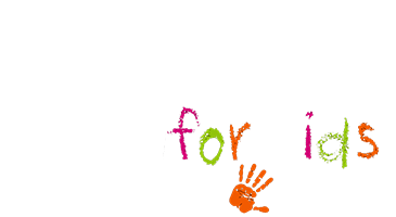 Parkcrest for kids logo white