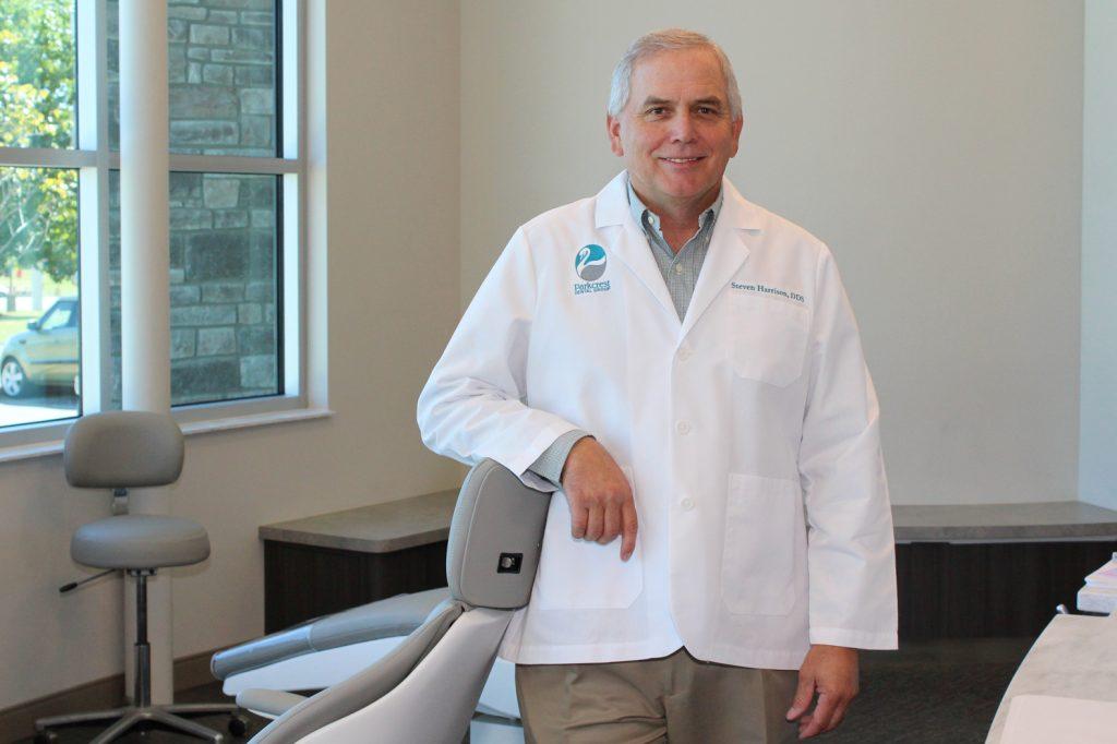Dr. Harrison Parkcrest Dental Group.