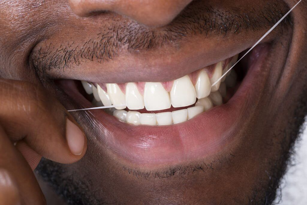 Flossing Is Important to Cosmetic Dentistry