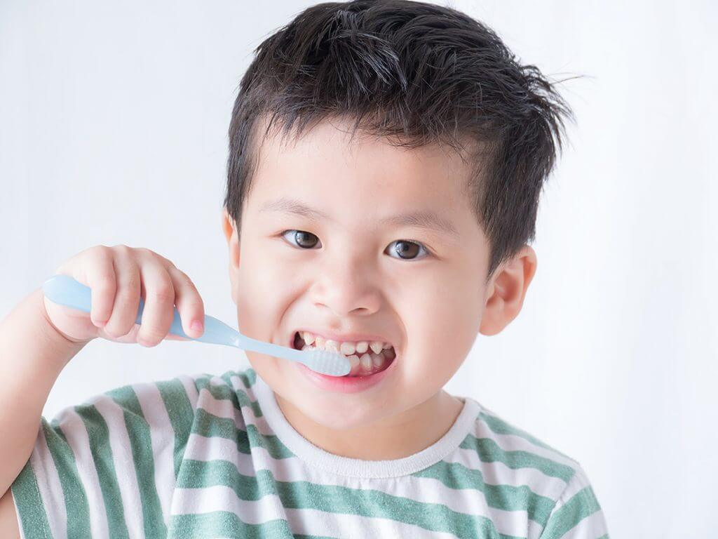 Pediatric Dentistry Professionals Agree that Children Should Brush Their Teeth