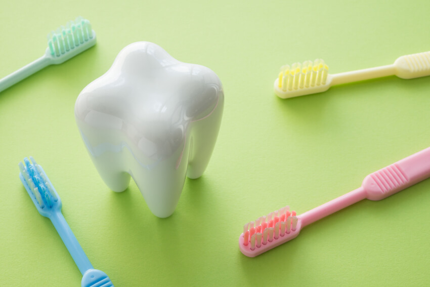 Safe home teeth whitening