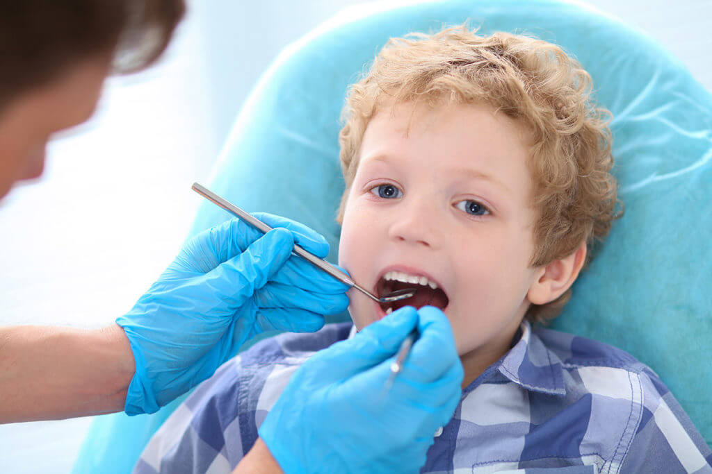 Pediatric Dentistry Habits