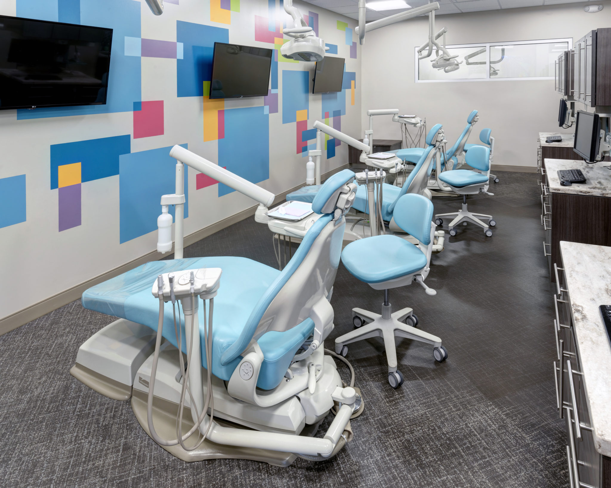 Take a Tour of Our Offices | Parkcrest Dental Group