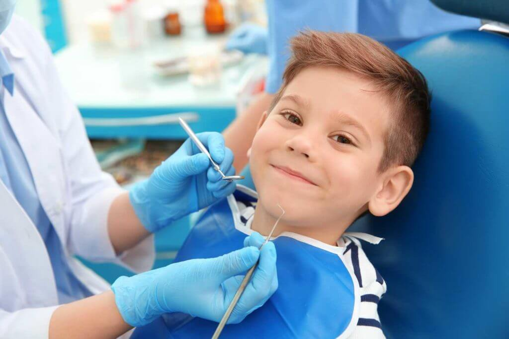 Pediatric dentistry myths