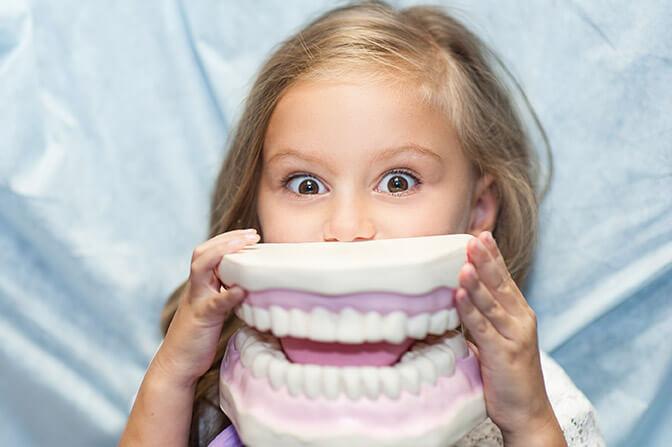 Dr. Stuart Scott children's dental problems