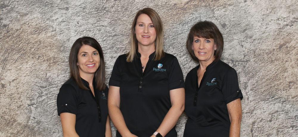 Parkcrest Front Desk Team - Group Photo