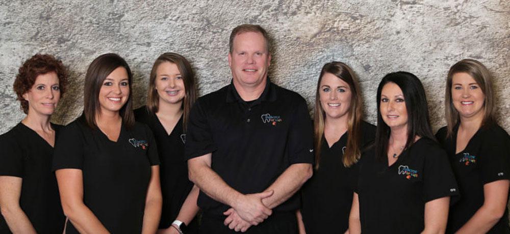Parkcrest Pediatric Team - Group Photo