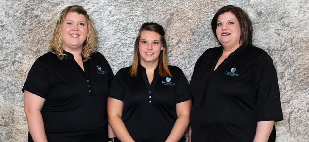 Parkcrest Patient Advocate Team - Group Photo