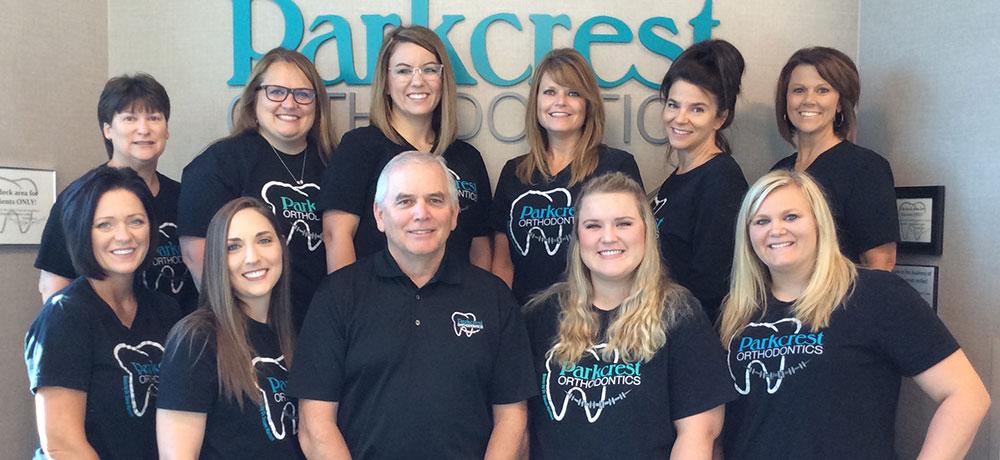 Parkcrest Orthodontic Team